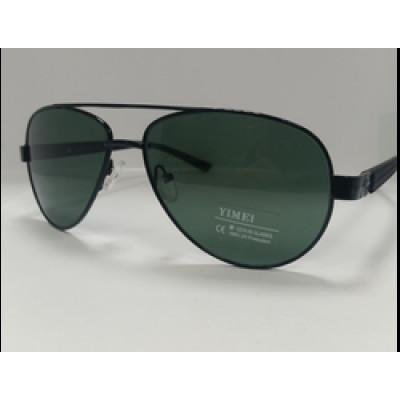 очки солнцезащитные Yimei стекло 7713 с9