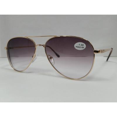 готовые очки Fabia Monti 1068 Т 55-16-140