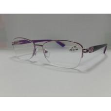 Готовые очки Glodiatr 1369  антиблик 54-19-138