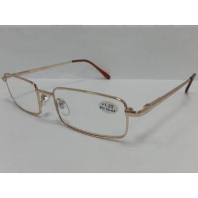 Готовые очки OSCAR 858 (стекло) 52-20-138