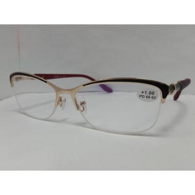 Готовые очки Glodiatr 1209  антиблик 54-16-140