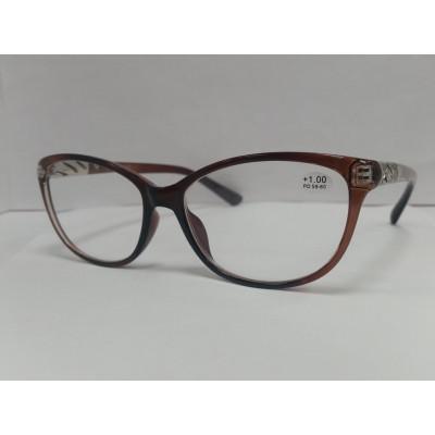 Готовые очки EAE 2175 (58/60) 54-15-142