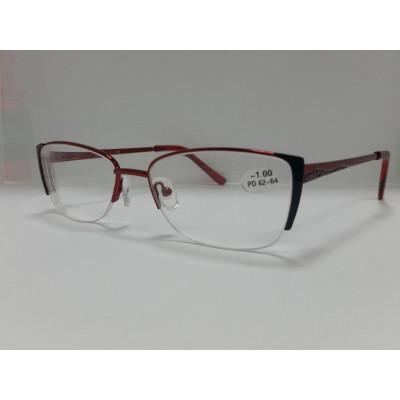 Готовые очки GLODIATR 1207 54-18-135
