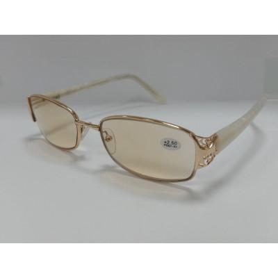 Готовые очки GLODIATR  0792 хамелеон 55-17-138