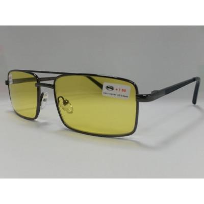 Очки корригирующие антифары с диоптриями Fedrov 105 58-18-139