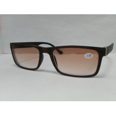 Готовые очки FABIA MONTI  772 Коричневый 55-18-140