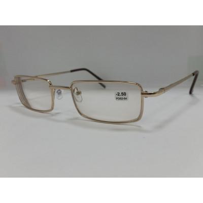 Готовые очки KIKI 9028 ФОТОХРОМНЫЕ (КОРИЧНЕВЫЙ)