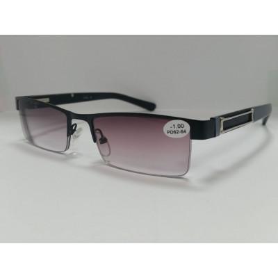 Готовые очки GLODIATR  1079 T 52-18-136