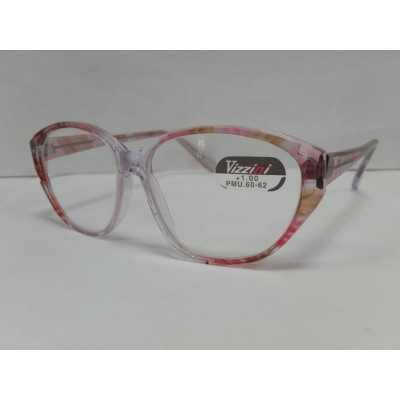 Готовые очки VIZZINI 0011(стекло) 52-16-140