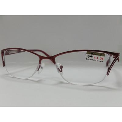 Готовые очки MOCT 015 55-17-138
