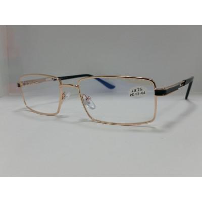 Готовые очки Ralph 0455  антиблик 55-17-140