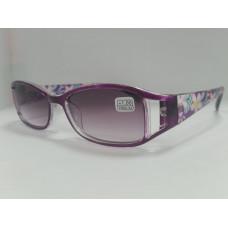 Готовые очки MOCT 2065 тонированные 52-18-131