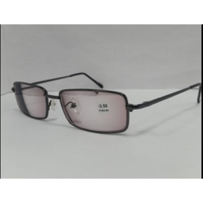 Готовые очки KIKI 9028 ФОТОХРОМНЫЕ(серый)