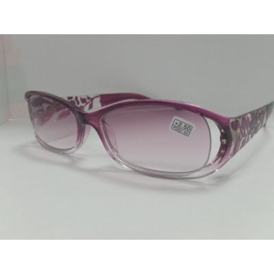 Готовые очки MOCT 160 тонированные 55-17-128