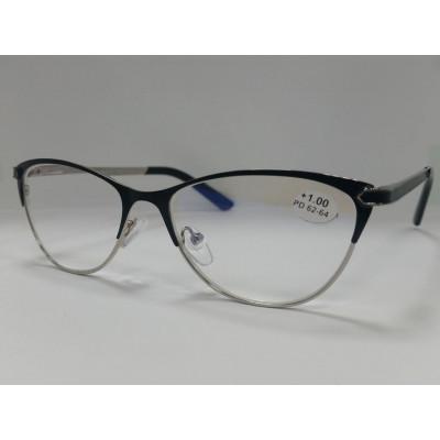 Готовые очки FABIA MONTI 873 АНТИБЛИК 54-16-138