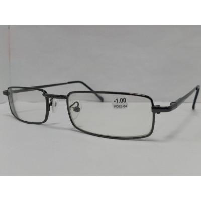 Готовые очки KIKI 9022 ФОТОХРОМНЫЕ(серый)