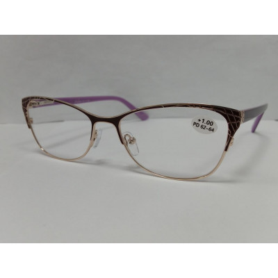 Очки корригирующие GLODIATR 1521 55-16-138