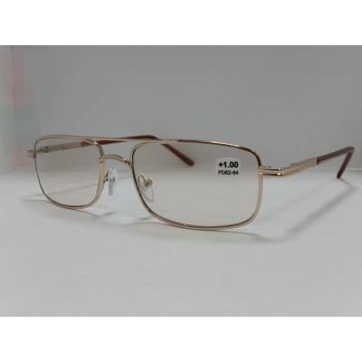 Готовые очки KIKI 9003 ФОТОХРОМНЫЕ (КОРИЧНЕВЫЙ)