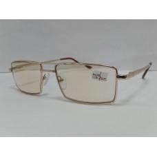 Очки готовые Ralph  016 хамелеон стекло ( Коричневый )  53-17-138