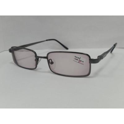 Очки готовые Ralph 013 хамелеон стекло ( Серый ) 50-18-138