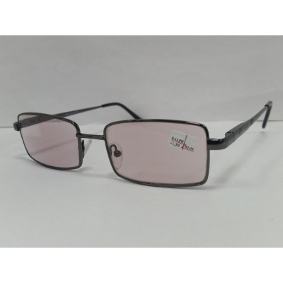 Очки готовые Ralph 014 хамелеон  стекло ( Серый )   51-18-135