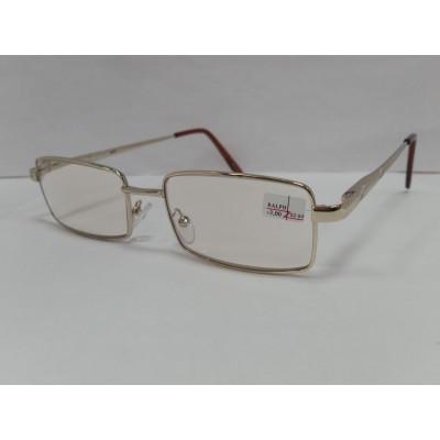 Очки готовые Ralph 014 хамелеон  стекло ( Коричневый )   51-18-135