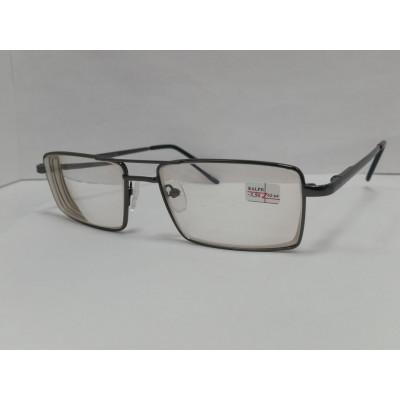 Очки готовые Ralph  016 хамелеон стекло ( Серый )  53-17-138